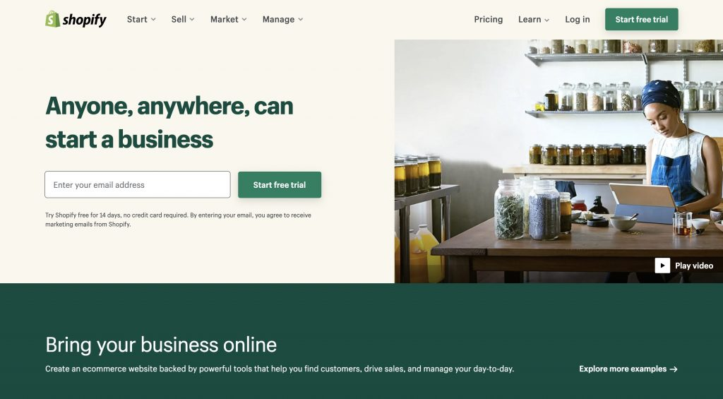 Nick Peroni: How to Start Your First Shopify Store-FindNiche