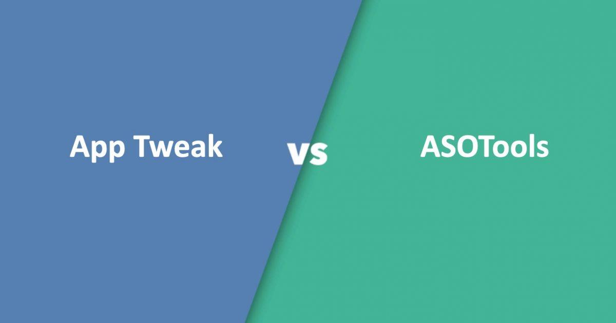 App Tweak Vs ASOTools