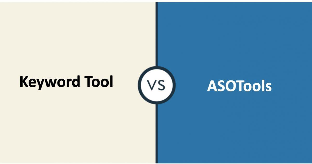 Keyword Tool Vs ASOTools