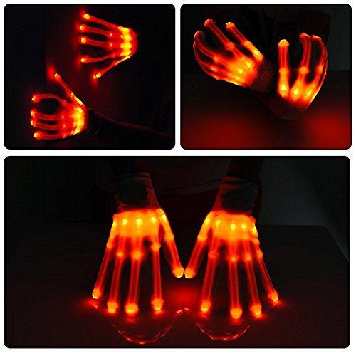 LED Gloves  - AmzChart