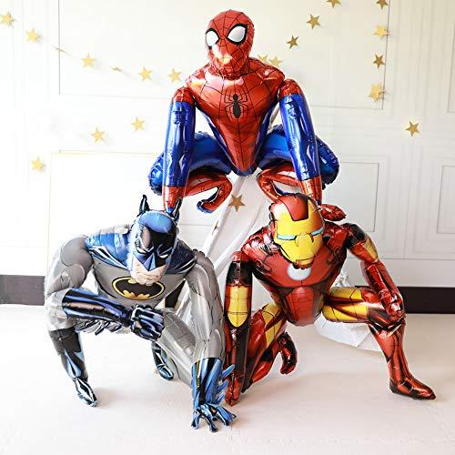 Spiderman Airwalker Balloons - AmzChart