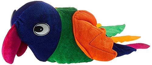 Velvet Parrot Hat - AmzChart