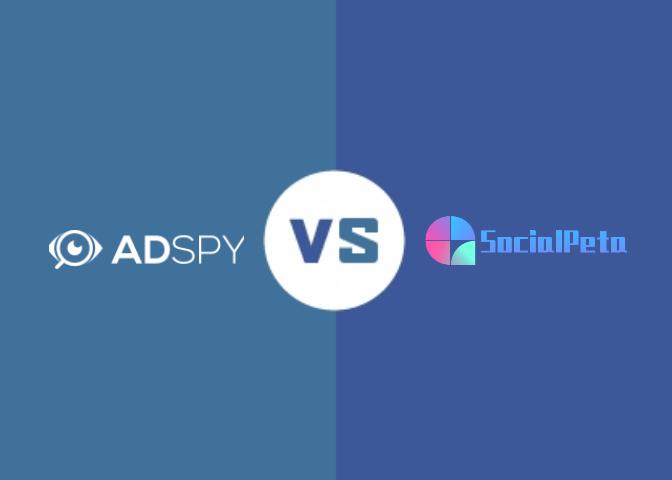 adspy VS SocialPeta