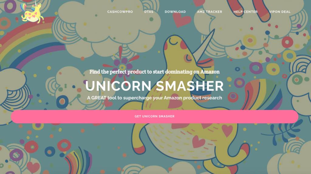 Unicorn Smasher Vs AmzChart