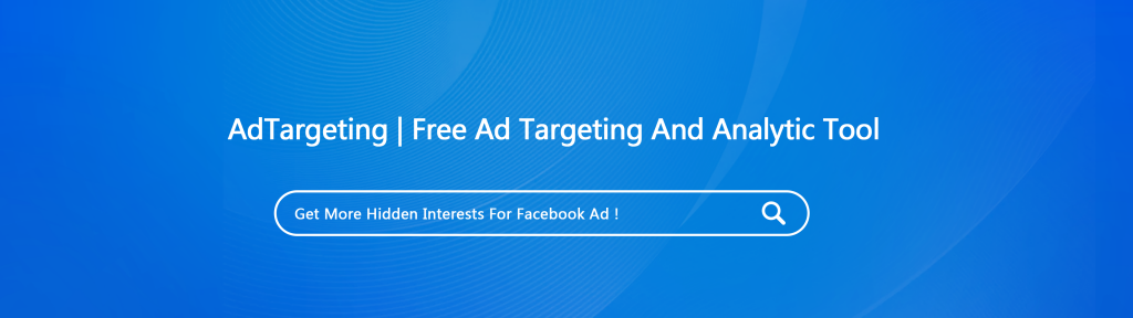 Free Ad Targeting And Analytic Tool-AdTargeting
