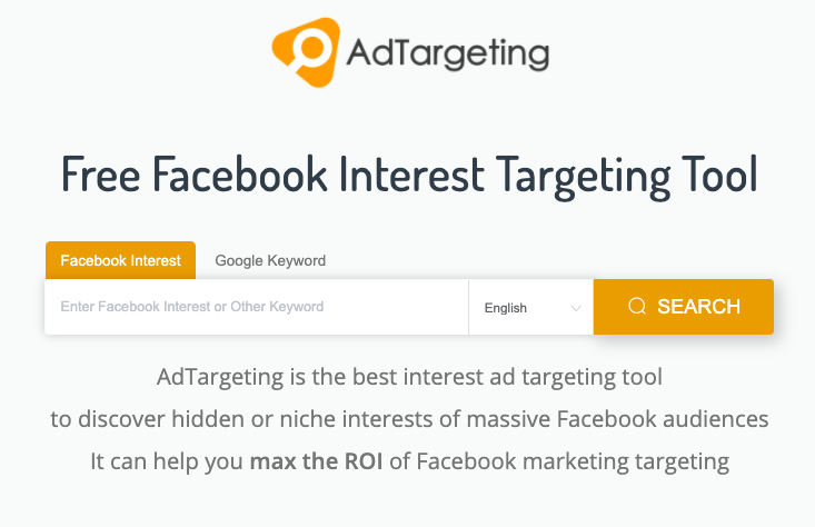 Facebook Keyword Tool Help You Boost Your Sales -AdTargeting