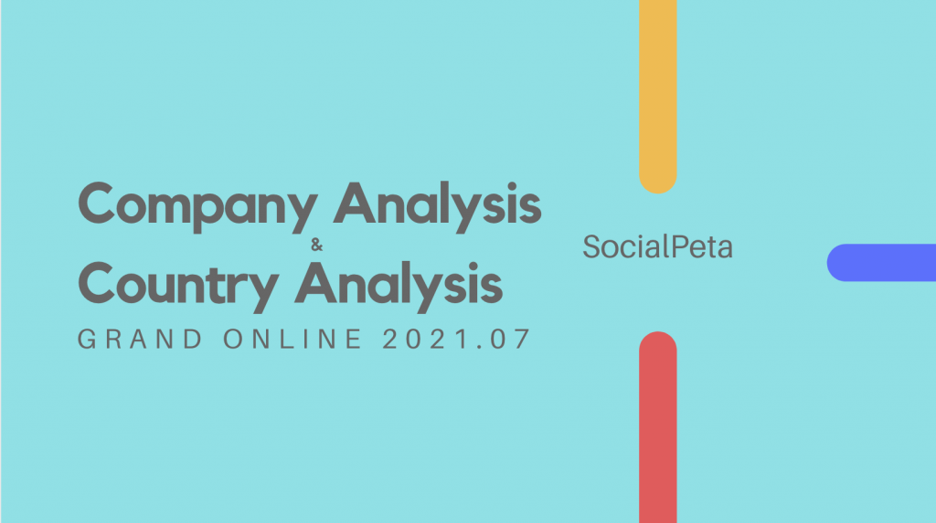 Product Announcement|Company Analysis & Country Analysis is grandly online