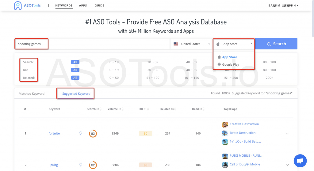 How to Do App Store Optimization (ASO) for Mobile games (iOS and Google Play)-ASOTools