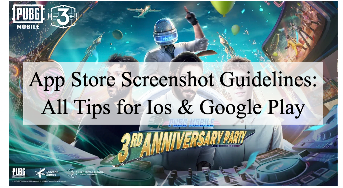 App Store Screenshot Guidelines: All Tips for Ios & Google Play