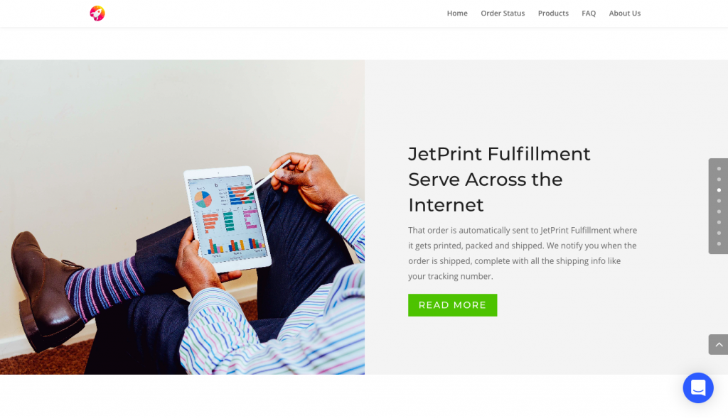 Print-on-demand company -- JetPrint