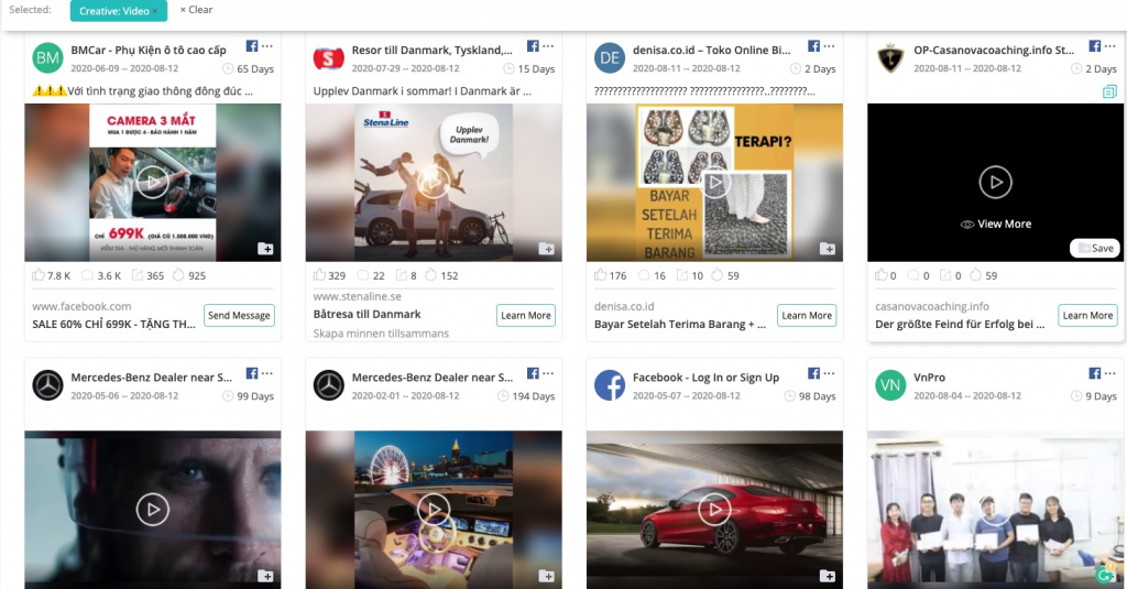 5 Best Facebook Ad Preview Tools Reposition ad Creative Design - Bigspy