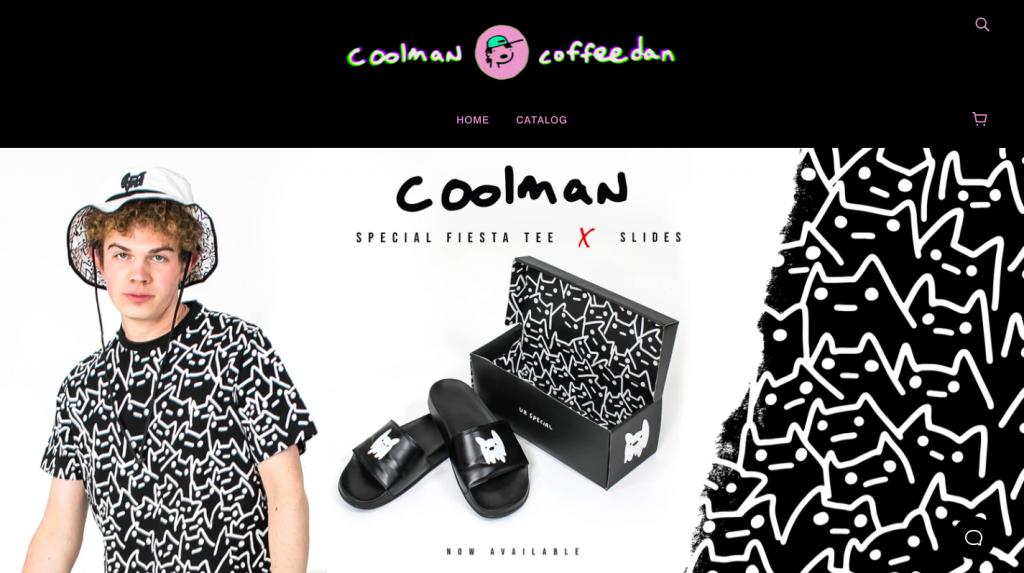 Coolman -- FindNiche