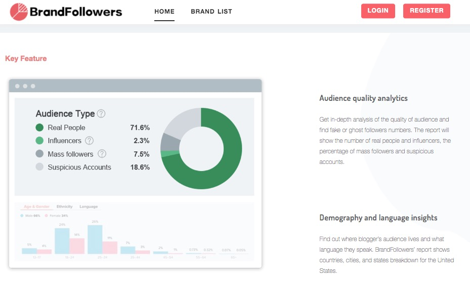 a free Instagram follower analytics and tracking tool