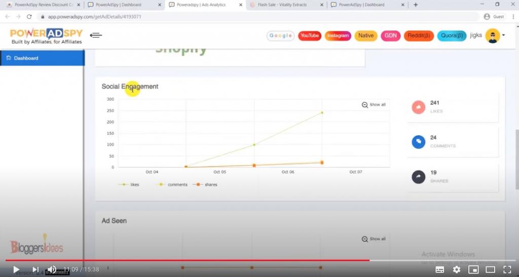 PowerAdSpy vs BigSpy -BigSpy